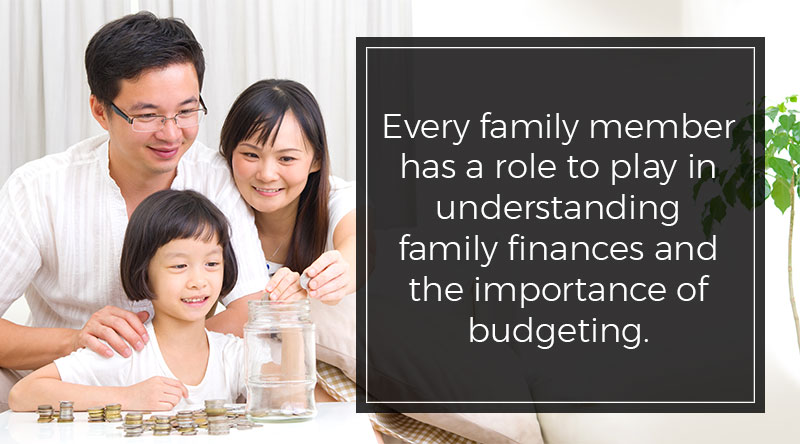Financial management: a family matter