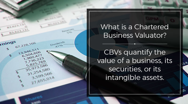 Chartered Business Valuator